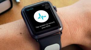 El Apple Watch podría salvar vidas